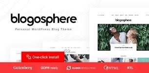 Blogosfera - Tema multiuso para blogs