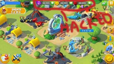Dragon mania legends mod apk game