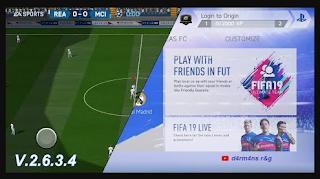 FIFA 14 Mod FIFA 19 Darmans