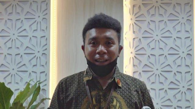 Stafsus Jokowi Ajak Masyarakat Papua Dukung Otsus dan Pelaksanaan PON 2021
