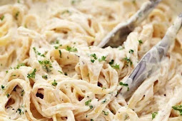 The Best Homemade Alfredo Sauce Ever Recipe