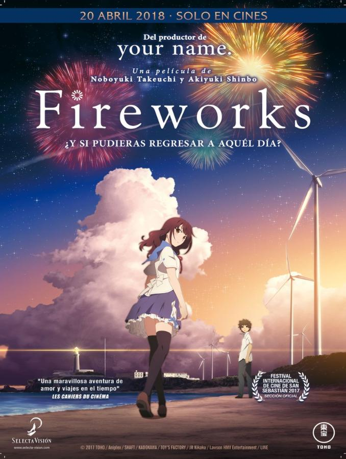 Fireworks - Akiyuki Shinbo y Nobuyuki Takeuchi