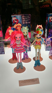 San Diego Comic Con 2016 - Equestria Girls Merchandise and Toys