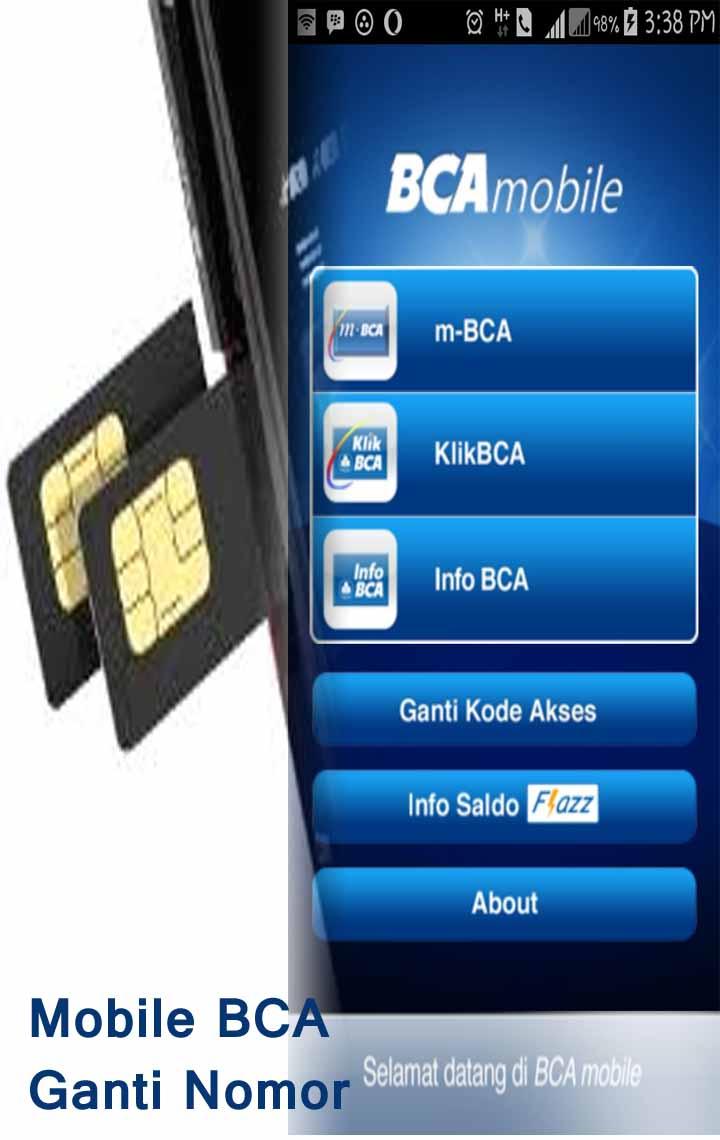 Cara Mudah Mengaktifkan Bca Mobile Ganti Nomor Hp Maraska