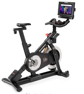 Interactive Bike, Smart Bike, personale training, home gym