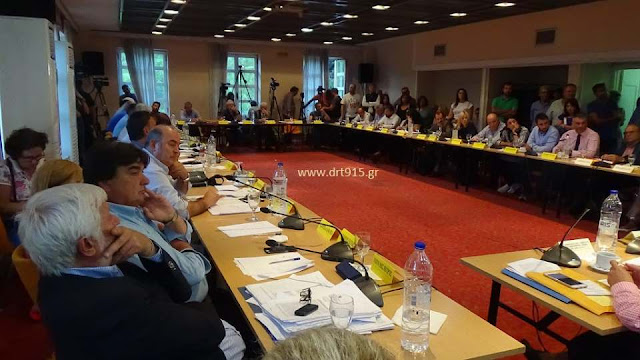 Συνεδριάζει στις 2 Δεκεμβρίου το Περιφερειακό Συμβούλιο Πελοποννήσου