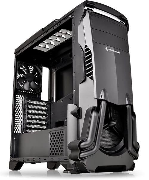 Thermaltake Versa N24 Black ATX Mid Tower PC Case