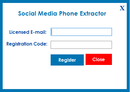 All Social Media Phone Number Extractor - 6
