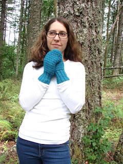 garter, stitch, mittens, ridge, ribbed, knit, knitting, pattern, yarn, blue, teal
