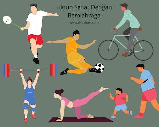 Pilihan olahraga Adaptasi Kebiasaan Baru