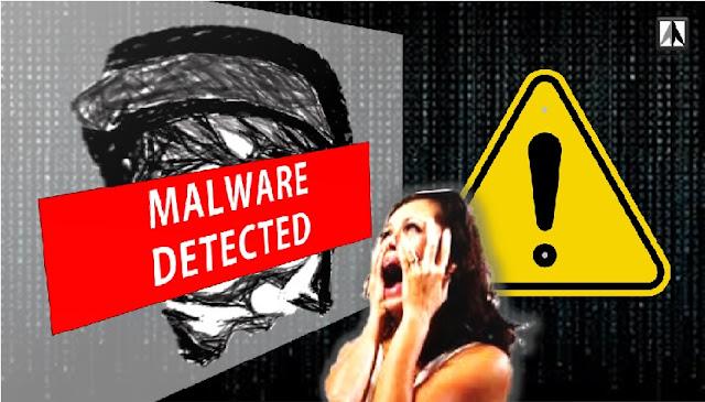 malware detected coding ngeblogasyikk