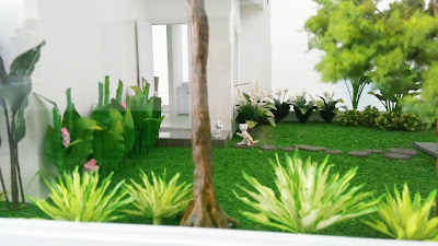 Halaman Belakang Orchid 5, 70/160 Citra Indah City