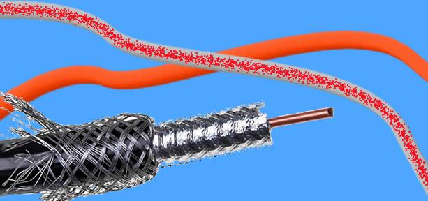 Alternativa ao uso do cabo coaxial
