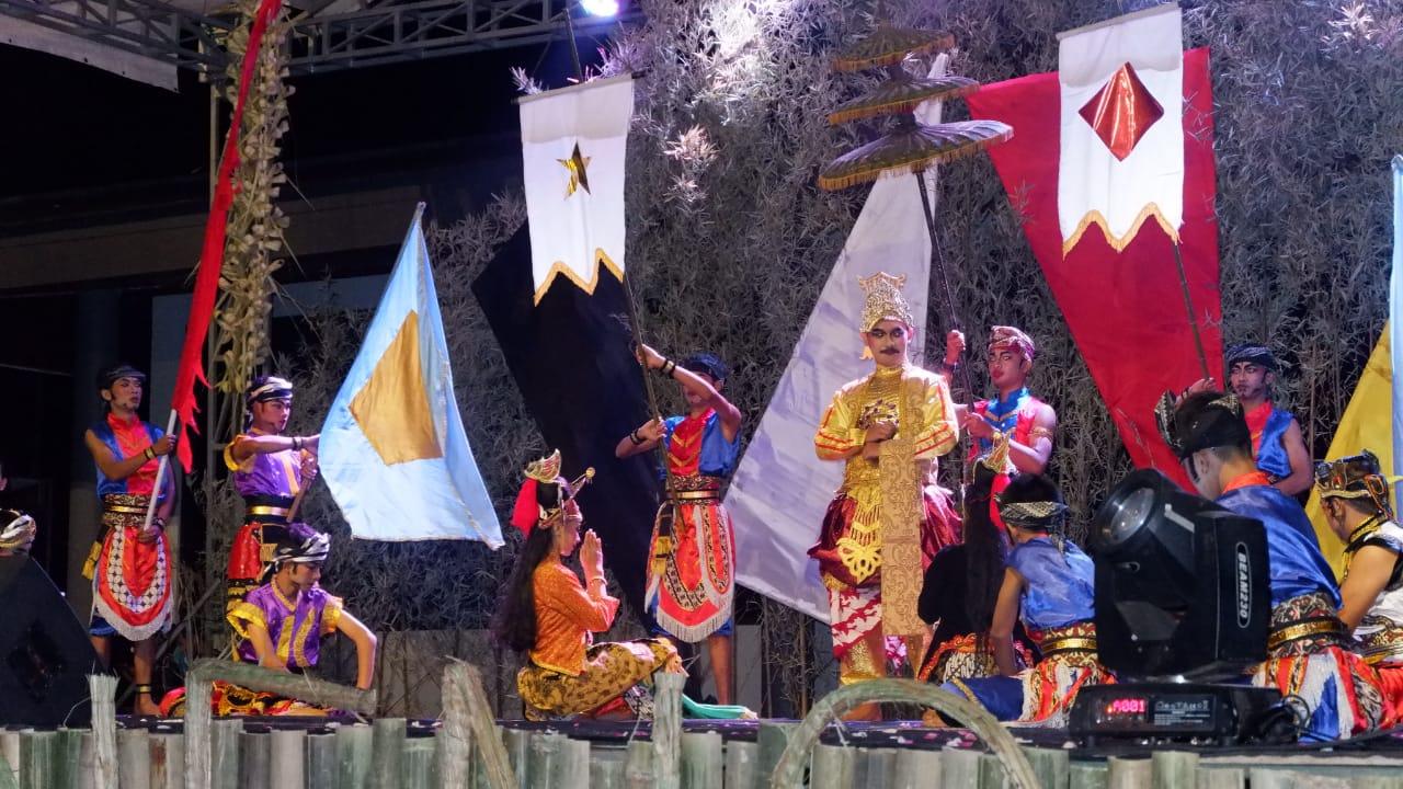 Sendratari Mahakarya Dihyang Endrya Pra Astha Tampil Menakjubkan