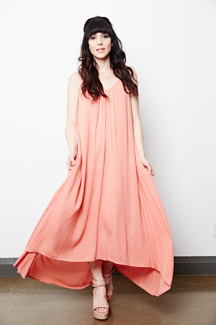 Resort Maxi by Pink Stitch at Fitzroy Boutique in Toronto