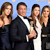 Sylvester Stallone's 3 daughters named 'Miss Golden Globes 2017'
