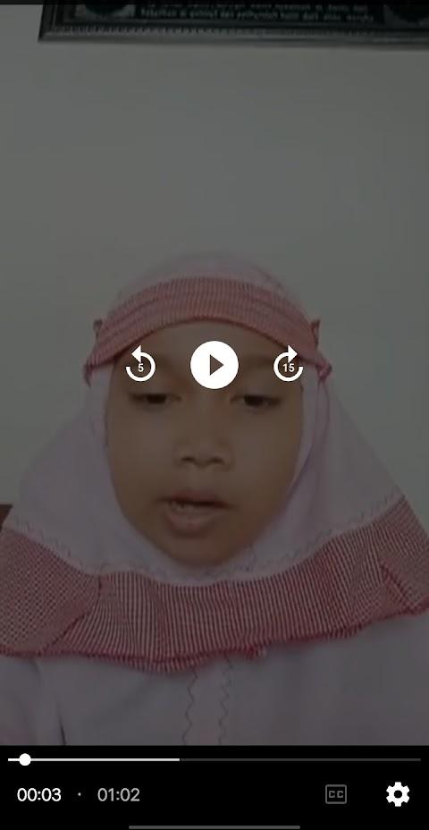 Setahun Tahfidz tetap Terealisasi Meski dihantam Pandemi