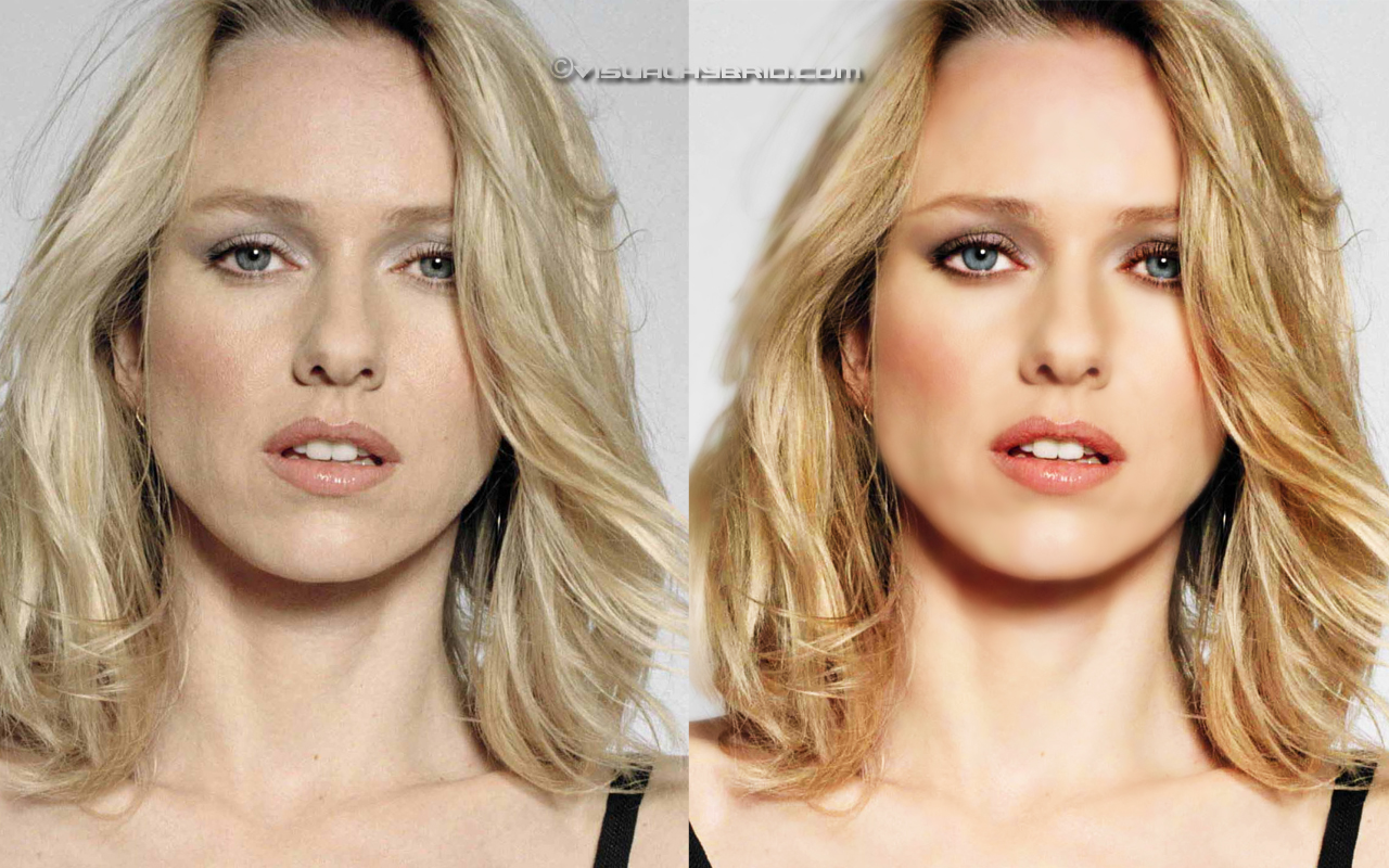 some more celebrities before and after photoshop | know ur ledge