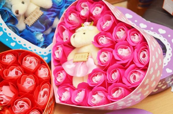 Hoa hong sap thom vinh cuu o Thuong Tin