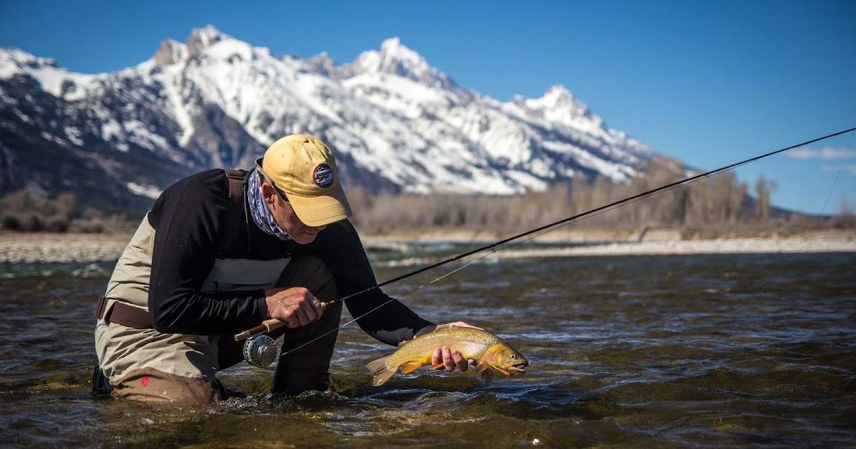 Jackson hole fly fishing chronicles scott for Scotts flat lake fishing