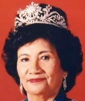gandik diraja diamond tiara malaysia queen najihah negeri semblian