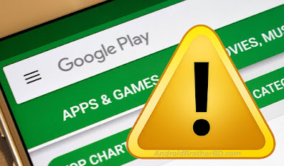 Fix: Can't install anything from the Google Play Store