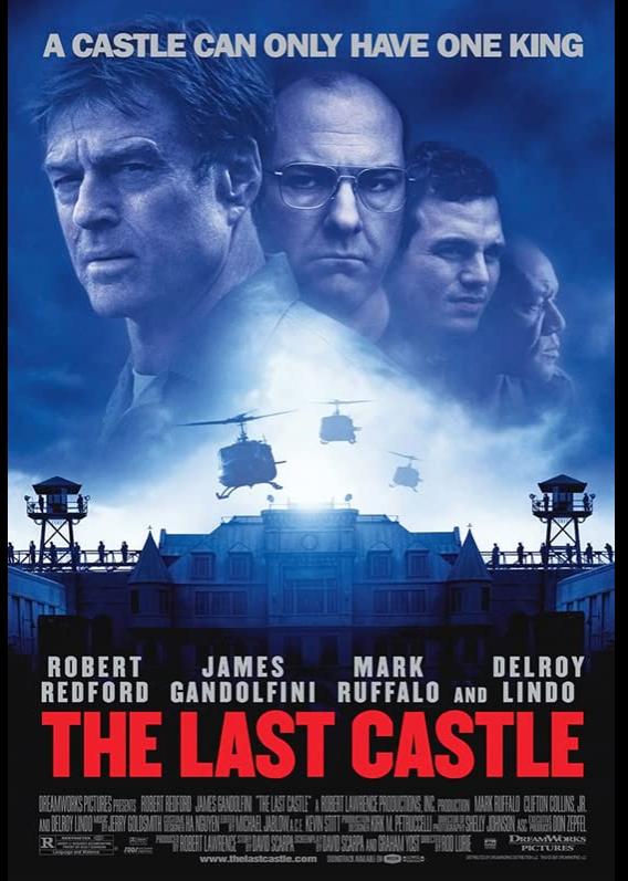 The Last Castle 2001 x264 720p Esub BluRay Dual Audio English Hindi THE GOPI SAHI