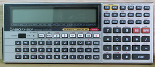 9 Program survey kalkulator casio FX-850P