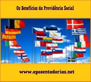 Acordos Internacionais de Previdência, Formulários do INSS