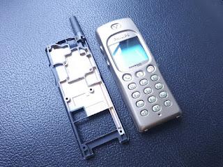 Casing Handphone Philips Xenium 939 Jadul New Fullset Original Langka