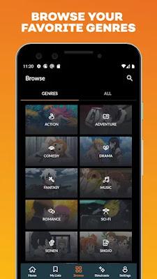 Android Application Screenshot