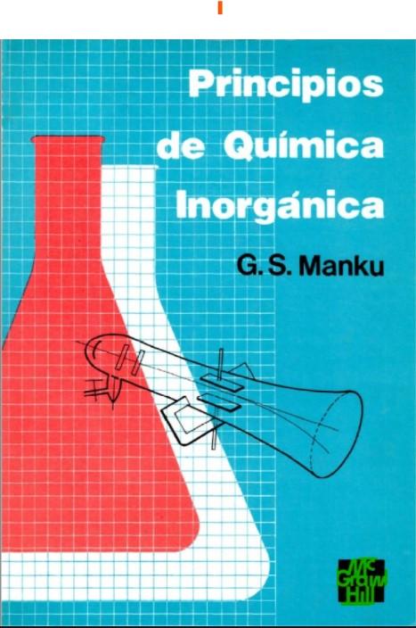 Principios de química inorgánica G.S. Manku en pdf