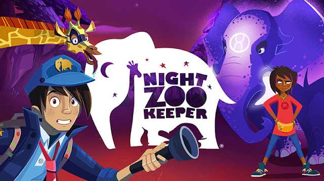 Night Zoo Keeper: Encouraging Creativity, Imagination, and Vocabulary in Children