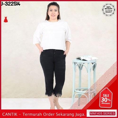 MNF405J137 Jeans 322514 Wanita Jumbo Jeans Celana terbaru 2019 BMGShop