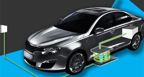 Teknologi Pengisian Nirkabel Mempromosikan Pengembangan Industri Kendaraan Listrik