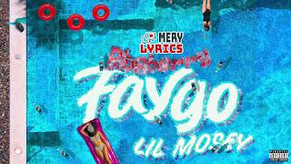 Blueberry Faygo By Lil Mosey - Lyrics