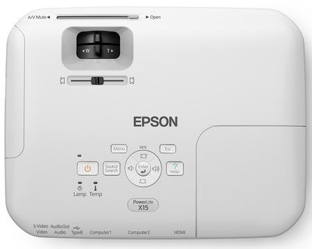 Epson eb s6 manual