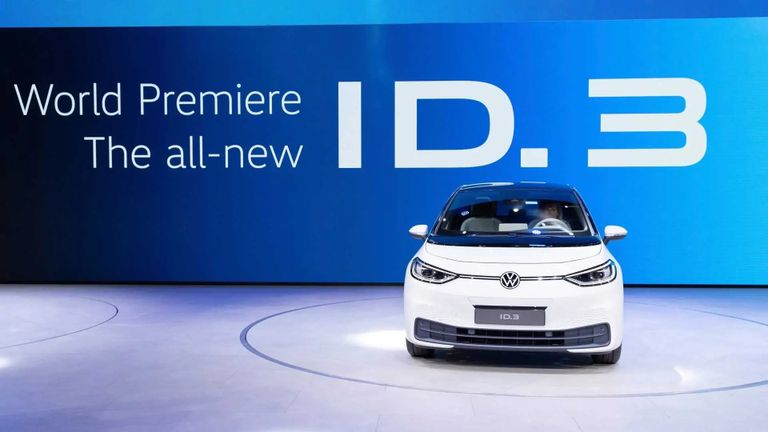 طراز VW ID.3 موديل 2019