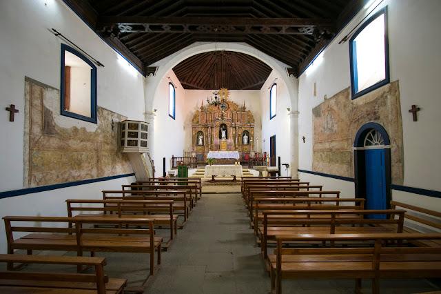 Iglesia parrochial Santo Domingo de Guzman-Tetir-Fuerteventura