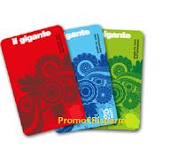 Logo Glade winter 2019: vinci 100 Card Il Gigante da 25€: anticipazione