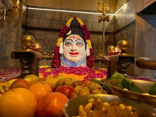 मंशा महादेव का श्रृंगार,तीसरा श्रावण मास का सोमवार,पांच धाम एक मुकाम माताजी मन्दिर,श्रावण 2021,Mansha Mahadev's makeup, Third Monday of Shravan month,