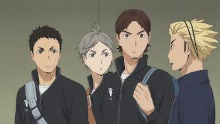 ハイキュー!! アニメ 3期1話 | 烏野3年 | Karasuno vs Shiratorizawa | HAIKYU!! Season3