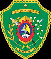 Logo Kabupaten Panajam Paser Utara PNG