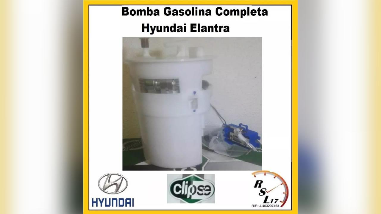 Bomba Gasolina Completa Hyundai Elantra en Caracas, Chacao. Venezuela - Oferta