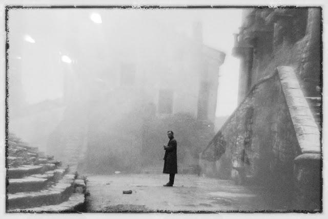 Τοπίο στην ομίχλη... από την ταινία Νοσταλγία του Αντρέι Ταρκόφσκι