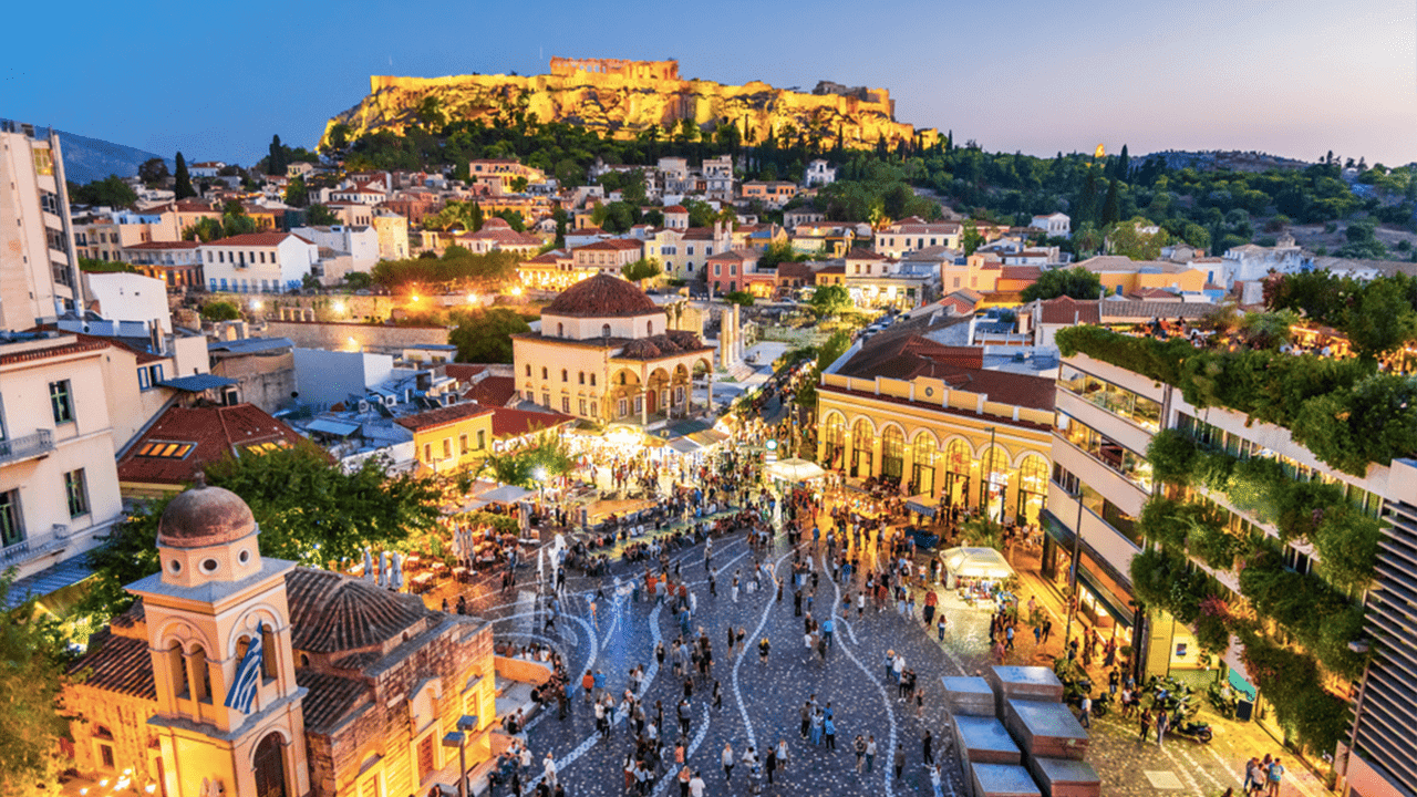 The most important tourist places you should visit in Greece