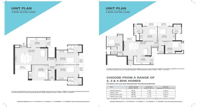 Godrej Alive Floor Plan