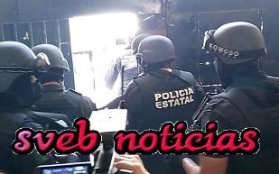 11 reos recapturados en Ciudad Victoria los trasladan a penal de Altamira Tamaulipas
