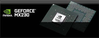 Nvidia GeForce MX230(Notebooks)ドライバーのダウンロード