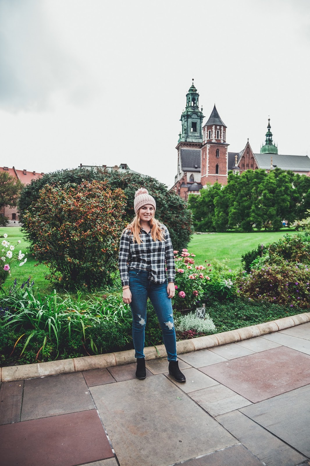 What I Wore In Europe During Autumn From Just 1 Carry-On Luggage: Poland, Amsterdam, Belgium, Copenhagen, and Ireland